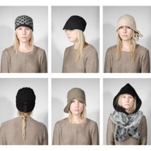 naiste peakatted 2012-13 as Velmardile, MA projekt, Marika Jylha, Karin Kallas, Anne Meesit, Anneli Metsmaa, Kertu Rattasepp