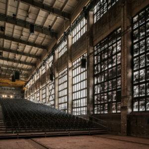 Noblessner Shipyard. Foto: Tõnu Tunnel