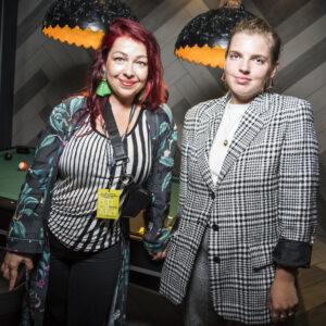 Annika Kiidron ja Cärol Ott