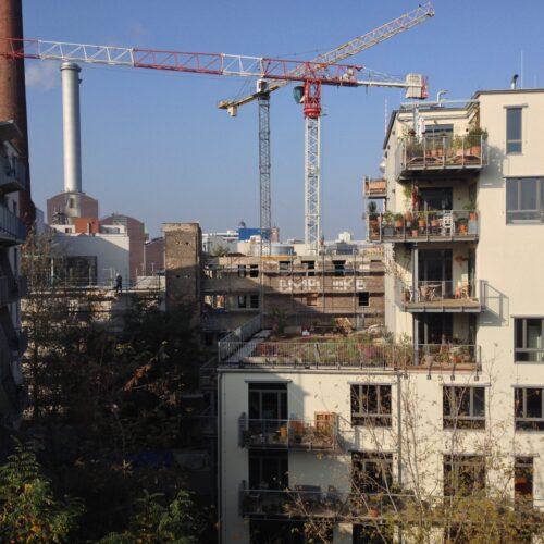 Spreefeld Housing Cooperative, Berlin. Photo (cc) Eutropian