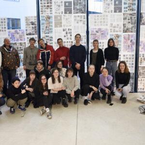 Graafilise disaini ja fotograafia ühine workshop, 2019. Juhendajad: Werker Collective (Marc Roig Blesa ja Rogier Delfos)