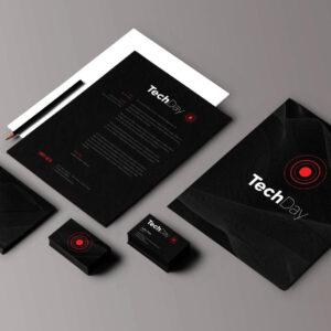 TechDay - kujundustööd - Juulia Juhkam