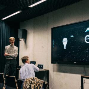 VR prototüüpimise töötuba 2019. aasta jaanuari vahenädalal