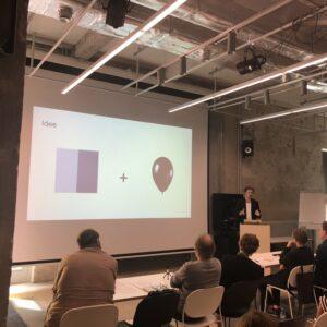 Jan-Christopher Sooviku (MA, 2018) magistritöö Heeliumiga täidetud mobiilsed akustilised paneelid kaitsmine 2018. aasta juunis