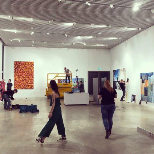 eka galerii install