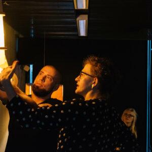 Teise kursuse valgustite hindamine 2019. aasta jaanuaris.