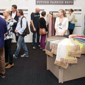 Future Fabrics Expo, The Sustainable Angle. Foto: Yevgeniy Kazannik, Green Lens Studios.