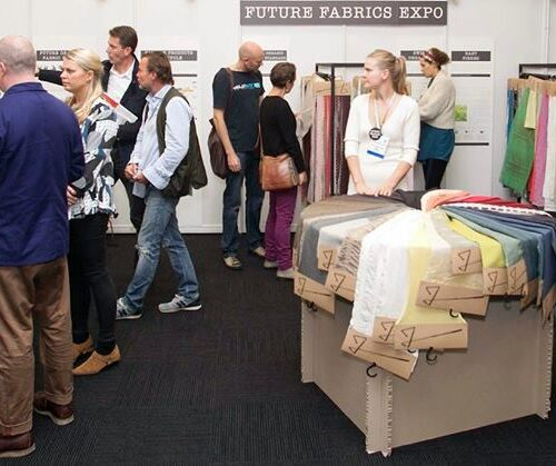 Future Fabrics Expo, The Sustainable Angle. Foto: Yevgeniy Kazannik, Green Lens Studios.