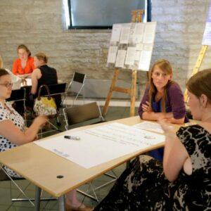 Kuidas tutvustada värskeid magistreid ja magistritöid? TASE 2013 vestlusring