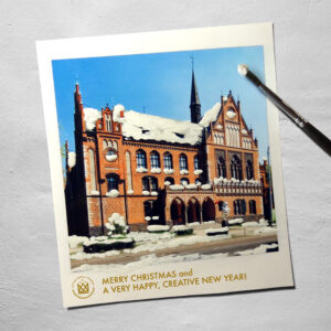 Art Academy of Latvia_Merry Christmas