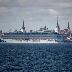 Kruiisilaev vanalinnas
