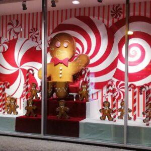 Jõulude hullutav magususe massihüpnoos.