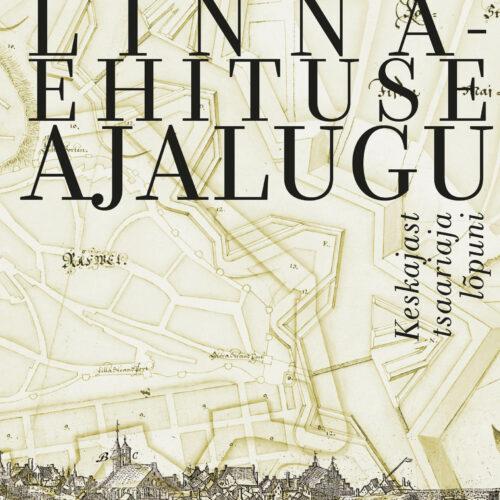 Eesti linnaehituse ajalugu kaas