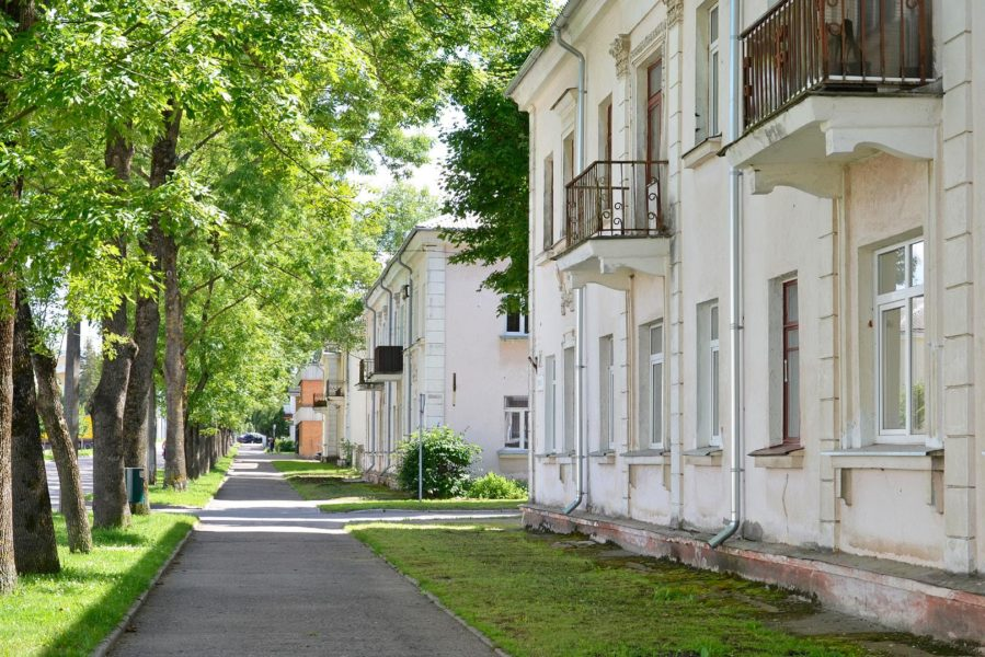 The heritage conservation area planned in Sillamäe would be the largest fully preserved Neoclassicist urban complex in the region